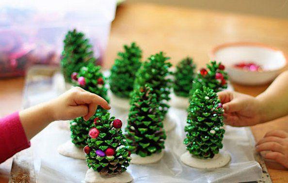16 bezaubernde bastelideen f r weihnachten auch zum - Bricolage de noel pour adulte ...