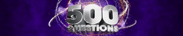 One of the best game shows I've seen in a while. You will definitely learn something. Watch 500 Questions TV Show - ABC.com