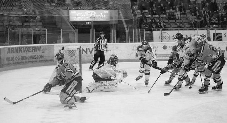 Bitmeyen maç yapmışlar: Norveç'te sekiz kez uzatılan buz hokeyi maçı 217 dakika14 saniye sürdü