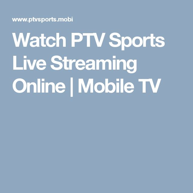 how to watch live stream on mobile