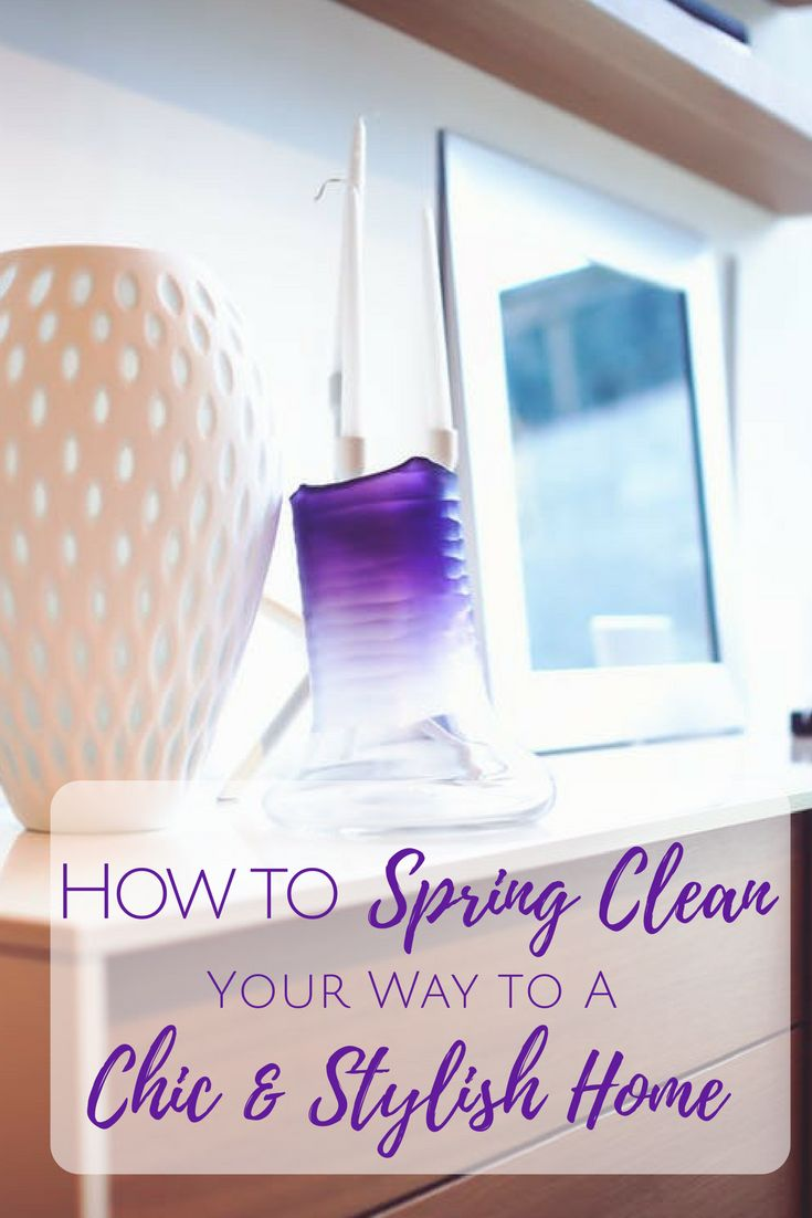 Don't let spring cleaning just be about cleaning. Make your home look new and stylish with updated decor. https://www.busywifebusylife.com/fashion/style-guide/spring-clean-style/?utm_campaign=coschedule&utm_source=pinterest&utm_medium=Sherita&utm_content=How%20to%20Spring%20Clean%20Your%20Way%20to%20a%20Chic%20and%20Stylish%20Home