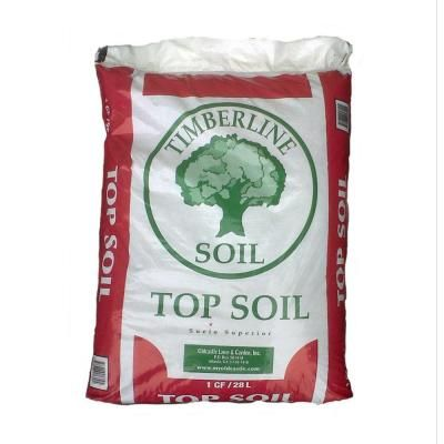 Timberline 40 lb. Top Soil-bg40