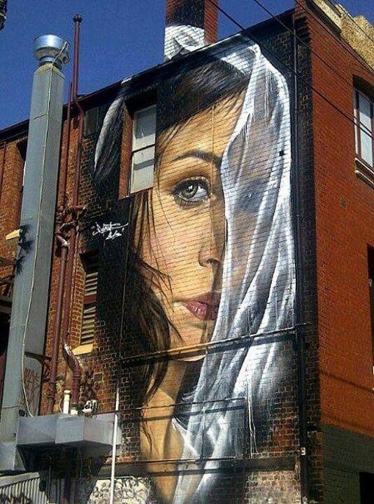 Street Art: 50 amazing examples | Graffiti & Street-art | Street art, Urban street art, Murals street art