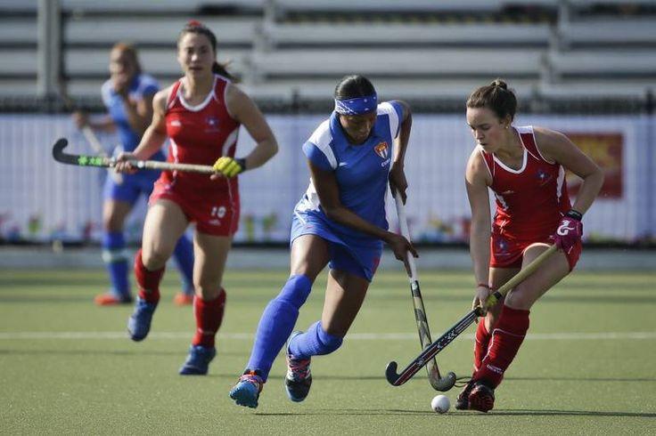 Hockey sur gazon - Femmes - Cuba - Chili