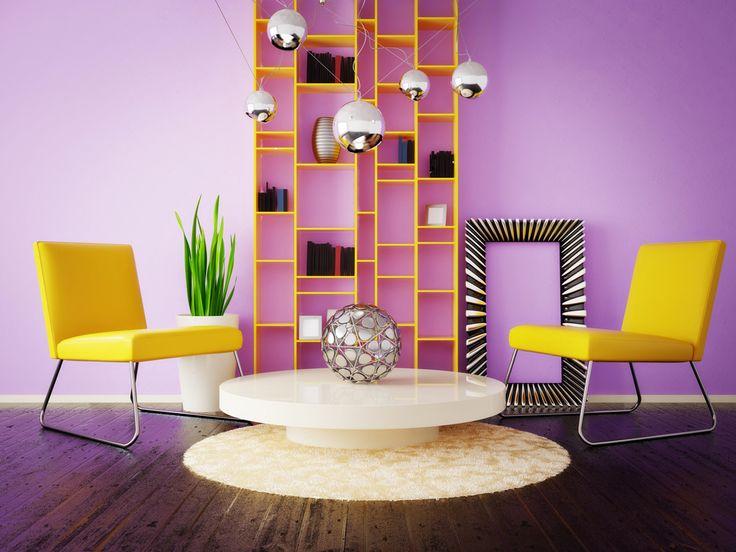 1000 idee su colori delle pareti interne su pinterest - Idee colori pareti interne ...
