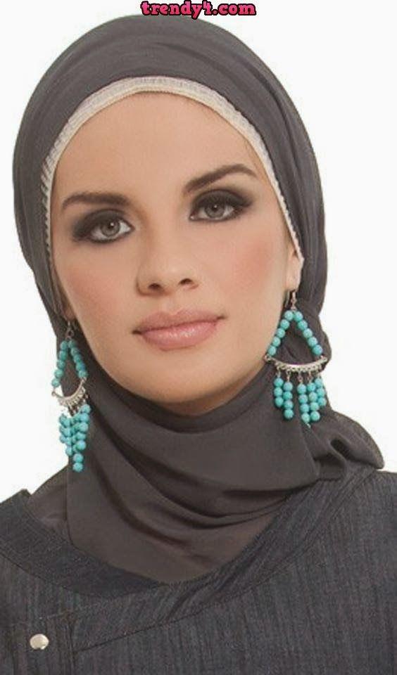 Turban Hijab Style Tutorial 2014