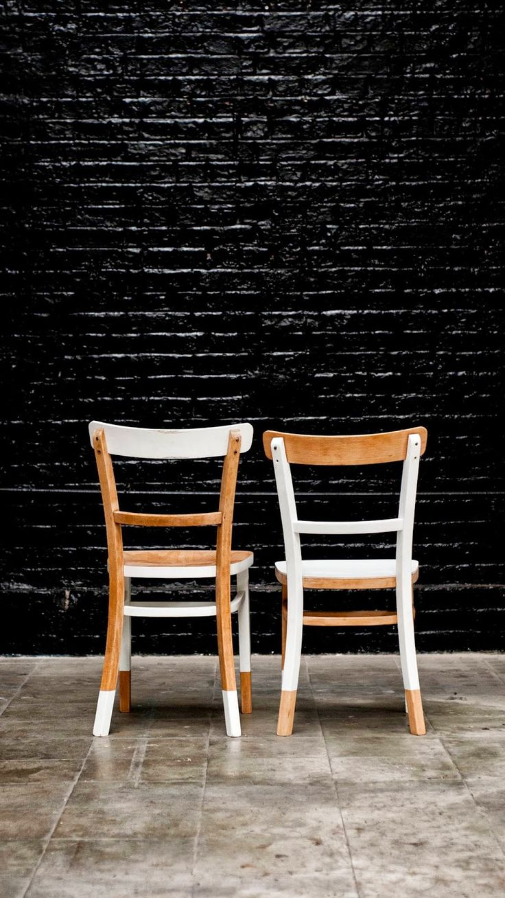 14 best from articles images on pinterest bistro chairs chairs and chalkboard paint fridge. Black Bedroom Furniture Sets. Home Design Ideas