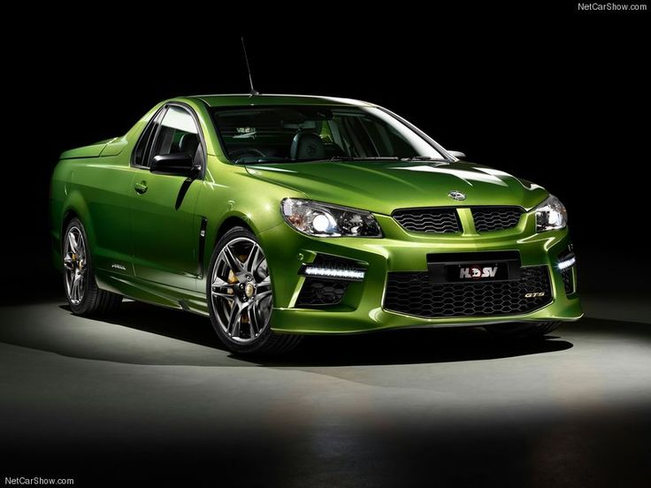 2015 HSV Gen F-GTS Maloo the Price Test