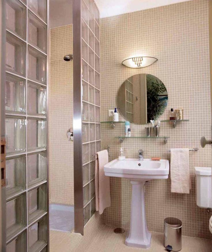 desain interior kamar mandi mungil | Info Bisnis Properti