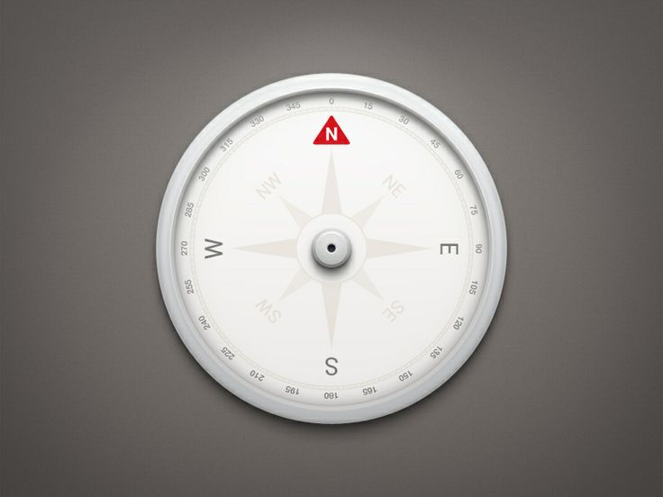 Compass - by Sandor | #ui