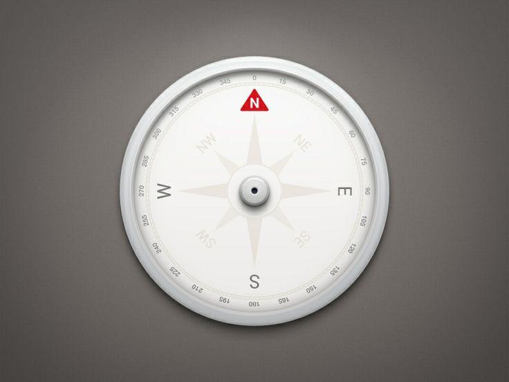 Compass - by Sandor | #ui