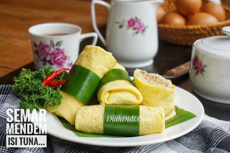 Diah Didi's Kitchen: Semar Mendem Isi Tuna