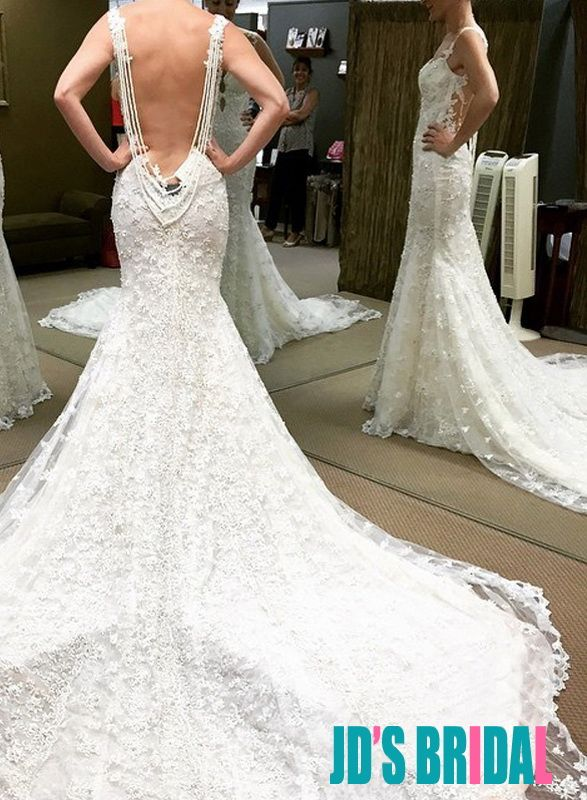 38 best images about backless wedding dresses  sexy open