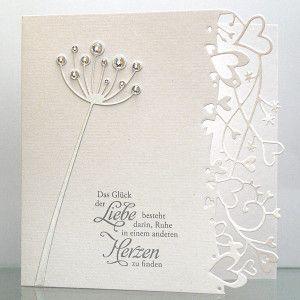 blog.karten-kunst.de - Hochzeitskarte mit Chloe Stem
