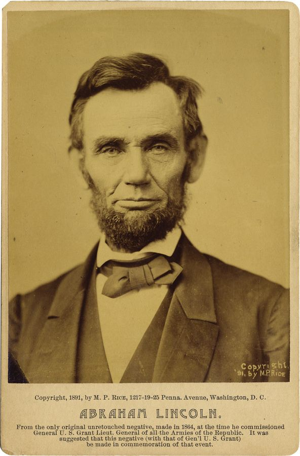 Abraham Lincoln Photo Image 1800s by tomwatkins10, via 500px