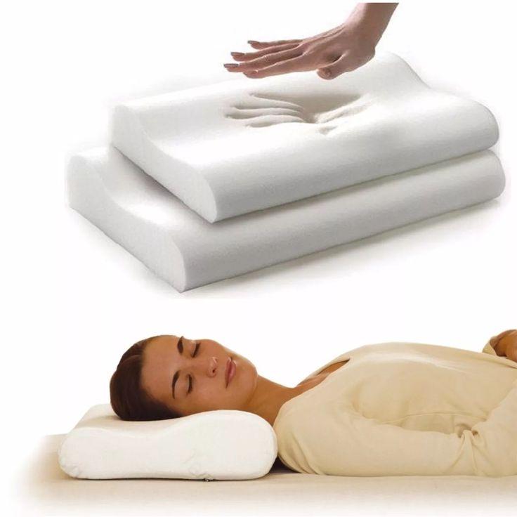almohada memory pillow ortopedica
