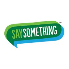 Say Something (Sandy Hook Promise)