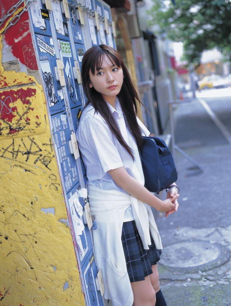 tumblr_ncvkhgD6gb1sl0m7zo8_1280.jpg (1176×1560) #新垣結衣 #ガッキー #ゆいぼ #aragakiyui #高画質