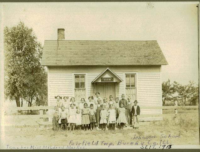 school days in 1915 | Articles & Local History > Country School Days 1905-1915