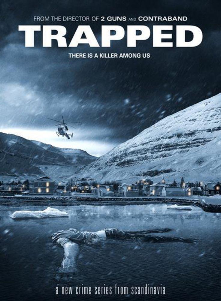 Trapped Seizoen 1- mooie crimi die zich afspeelt in IJsland.