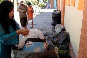 A disposición de la población centros de acopio de residuos orgánicos y reciclables