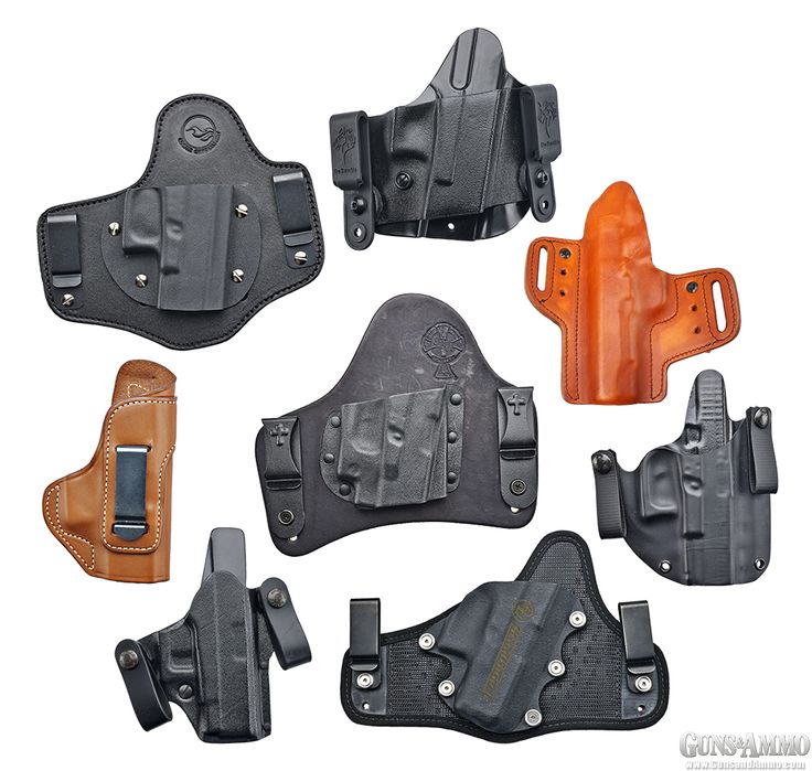 Find out how to choose an IWB holster that's right for your method of every day carry. We round up 8 of the best IWB holsters on the market.