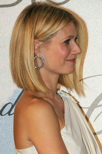 A length shoulder length haircut