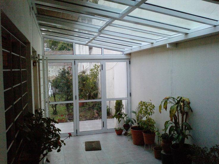 M s de 1000 ideas sobre techo policarbonato en pinterest - Toldos para patios exteriores ...