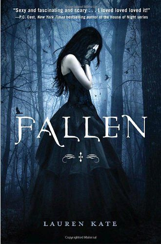 Fallen, book 1 in the Fallen book series.  #LaurenKate #Fallen