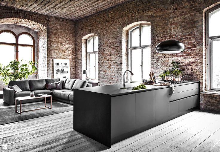 Kuchnia - zdjęcie od STRAŻYŃSKI STUDIO - Kuchnia - STRAŻYŃSKI STUDIO