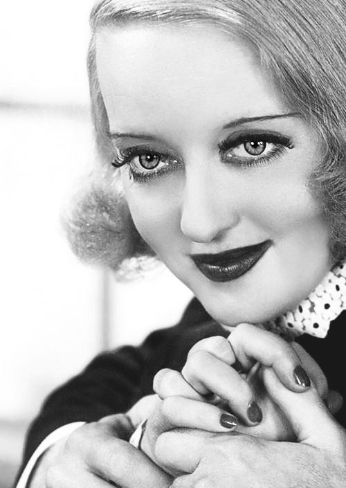 """hollywoodlady: """"Bette Davis in Fashions of 1934 """""""
