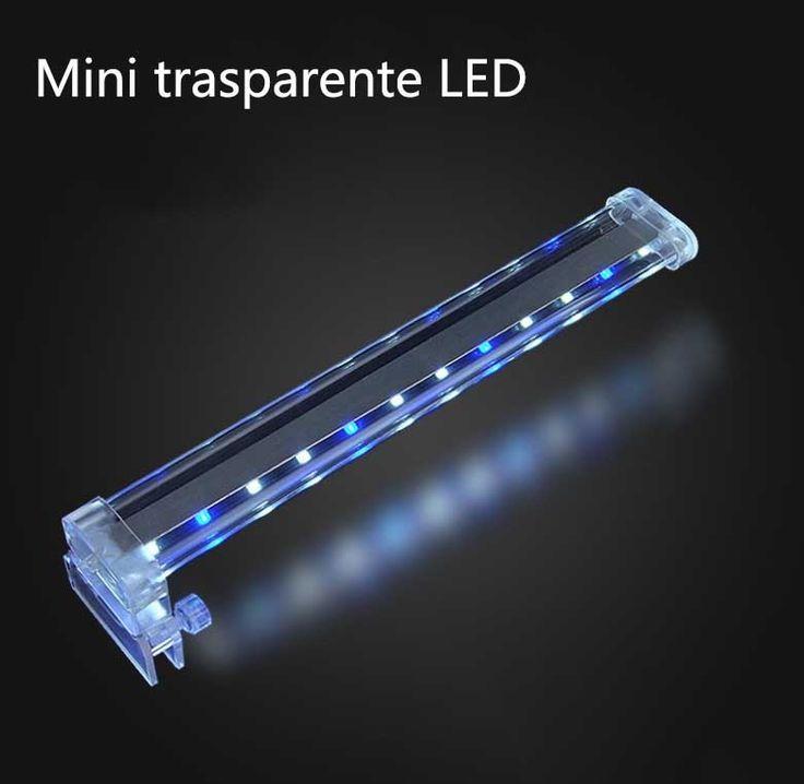 Aquarium led fish tank led  LED Light Small fish tank  for nano tank 220v 50hz
