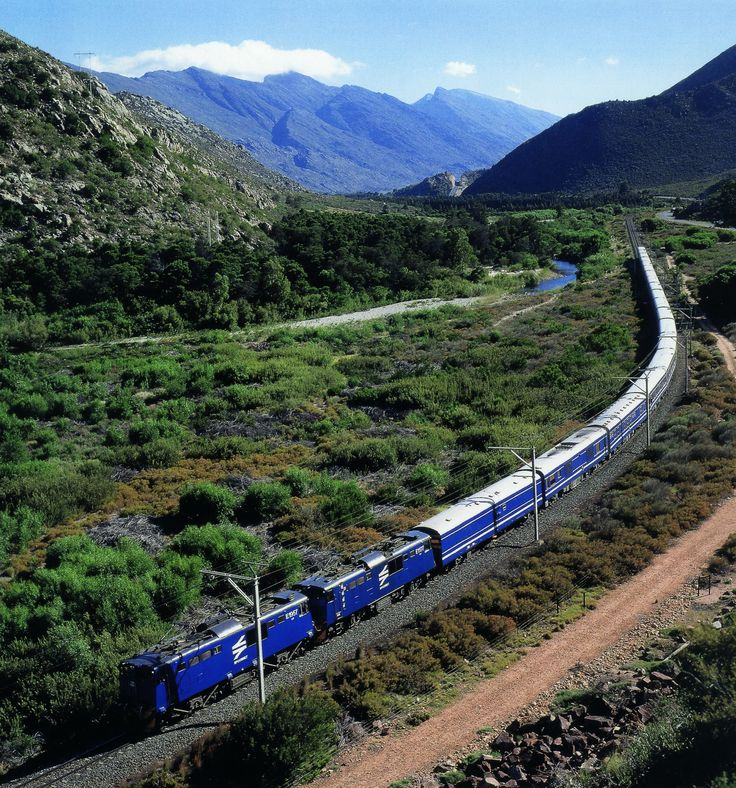 Blue Train South Africa - http://africanluxurymag.com/blue-train-south-africa/