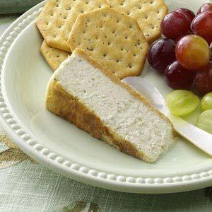 Blue Cheese Cheesecake Recipe (an appetizer, not dessert)