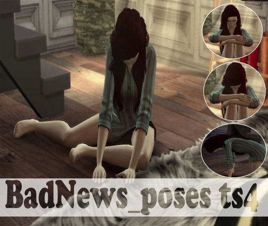 Sims 4 CC's - The Best: Poses by simsnema