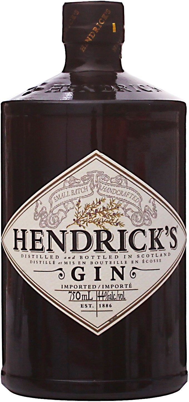 Hendrick's Gin | @Caskers