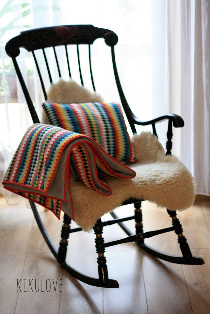 Baby blanket + pillow
