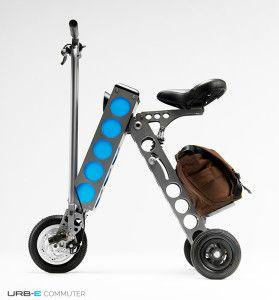 Um transporte eléctrico que caiba numa mala e que nos possa ajudar em deslocações grandes demais para fazer a pé, ou mesmo sendo pequenas as percorremos centenas de vezes.