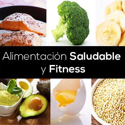 Alimentación saludable y fitness, 6 alimentos saludables y bajos en calorías que te ayudarán a aumentar tus energías  #fitness #salud #healthydiet #comida