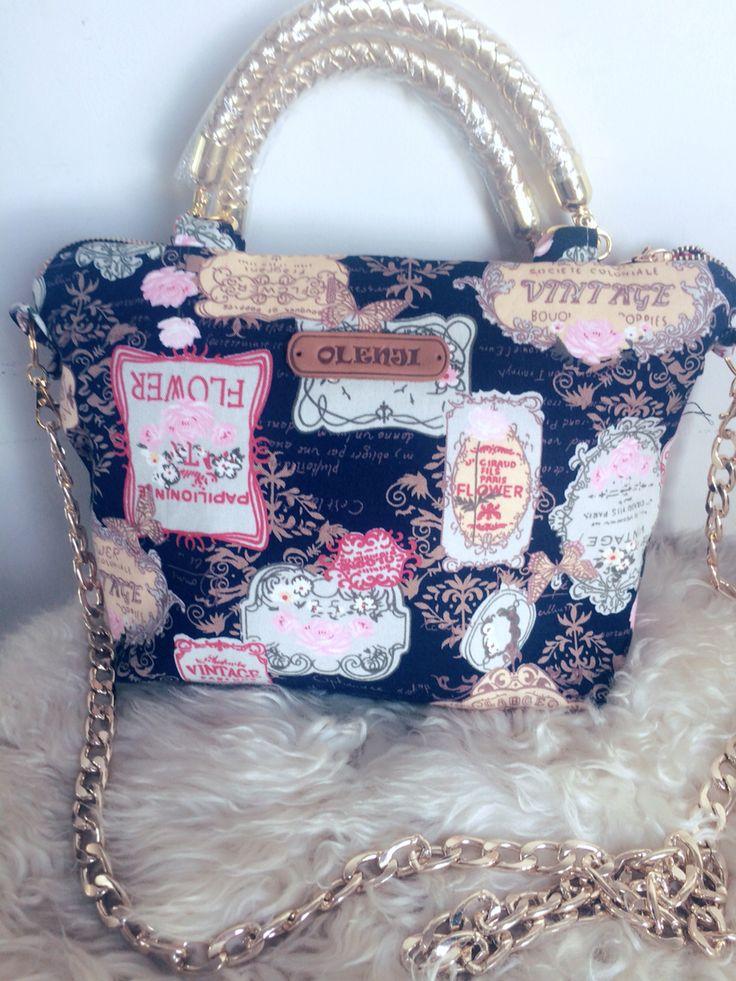 Tote bag #vintage https://m.tokopedia.com/olenji