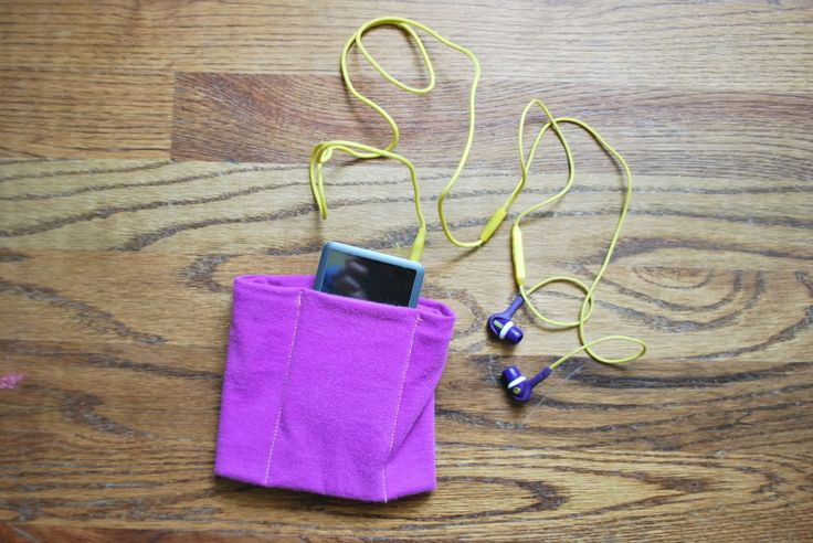 DIY smartphone houder