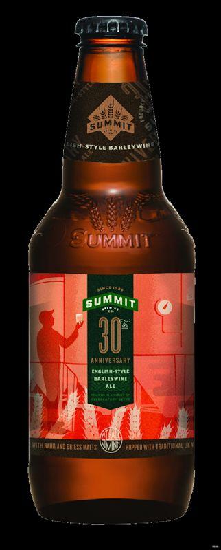 mybeerbuzz.com - Bringing Good Beers & Good People Together...: Summit Releasing English-Style Barleywine To Close...