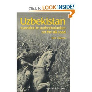 A general book about politics, economics and society in Uzbekistan that includes a section on presidential powers.