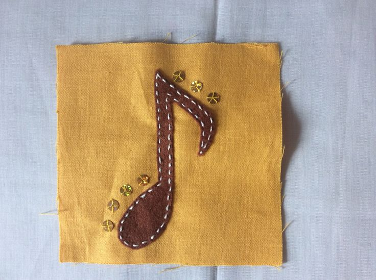 Music note - retirement gift