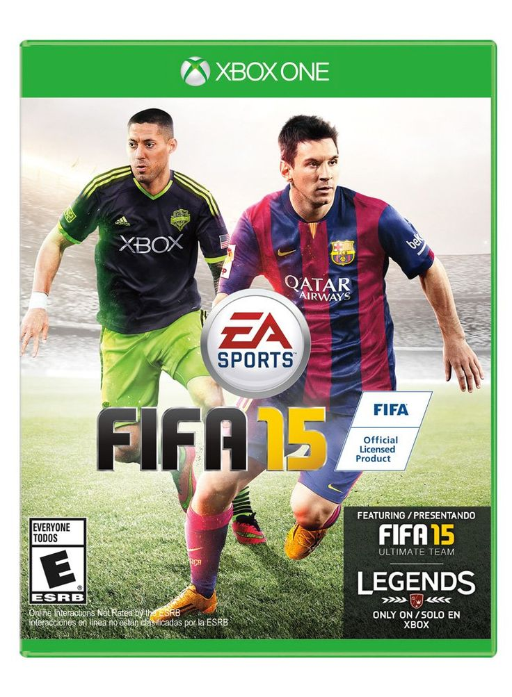Amazon.com: FIFA 15 - Xbox One: Video Games  Purchased!