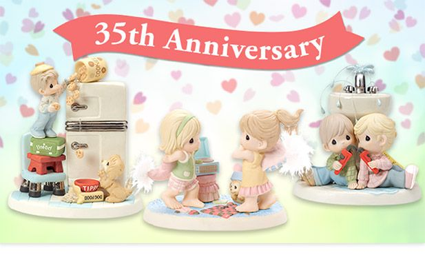 10 Things You Probably Don't Know About Precious Moments Figurines