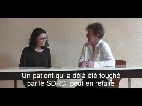 Formation sur le SDRC ou algodystrophie & algoneurodystrophie