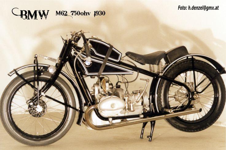 BMW M62 750ohv  1930