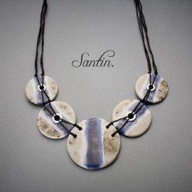 """Necklace """"Marine Eye"""""""