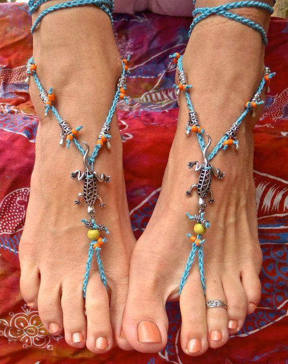 Barefoot adornment